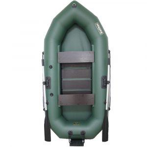 Лодка ПВХ Байкал 280 РС ТР надувная гребная
