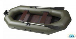 Лодка ПВХ Лоцман С-300-М П надувная гребная