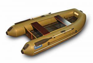 Лодка ПВХ Камыш 3000 НД серия F под мотор надувная двухместная