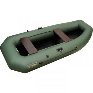 Лодка ПВХ Камыш 3000 В (300 см) гребная надувная двухместная