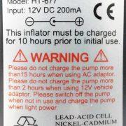 Фото электронасоса на аккумуляторе