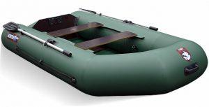 Лодка ПВХ Хантер 290 Р надувная под мотор
