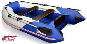 Лодка ПВХ Стелс (Stels) 255 аэро надувная под мотор