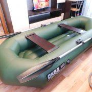 Фото лодки Аква-Оптима 260 НД
