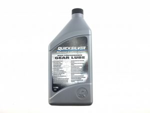Фото Редукторное масло Quicksilver High Performance Gear Lube SAE 90 (1л)