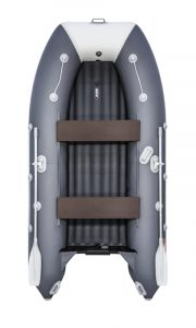 Лодка ПВХ Таймень LX 3400 НДНД надувная под мотор