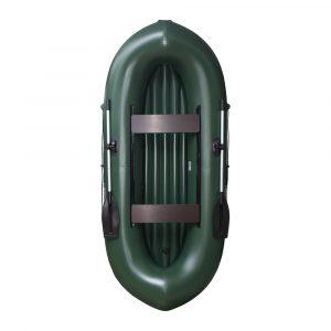 Лодка ПВХ Ангара 270 НД надувная гребная