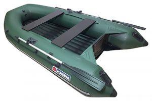 Лодка ПВХ Юкона (YUKONA) 300 НДНД надувная под мотор